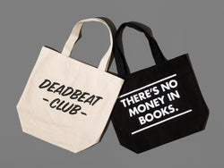 Deadbeat Club Tote Bag