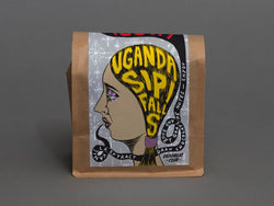 Uganda Natural - Sipi Falls Microlot feat. Ed Templeton Holiday Artwork