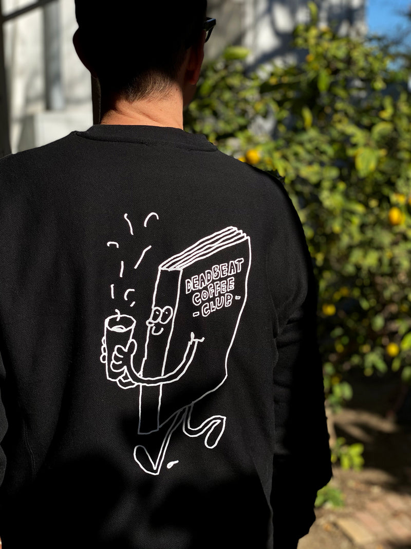 Coffee Club Sweatshirt by Stefan Marx