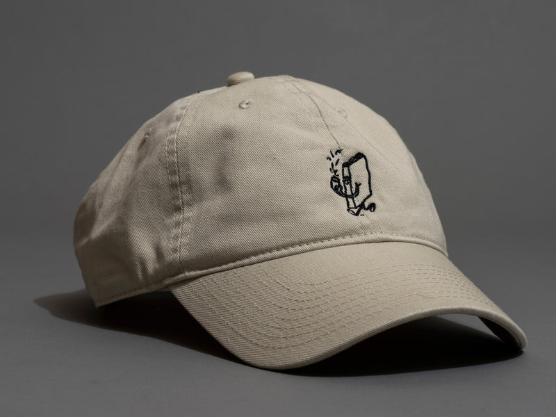 Coffee Club Hat by Stefan Marx - Asia
