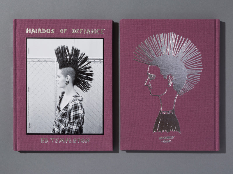Ed Templeton - Hairdos Of Defiance