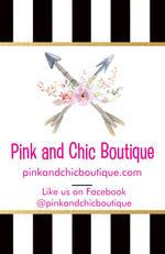Fashion Boutique specializing in women's and children's clothing and accessories.