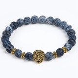Bracelet BRACELET LION COULEUR OR