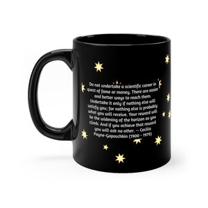 The Cecilia Payne-Gaposchkin Mug - Stars Edition (11oz)