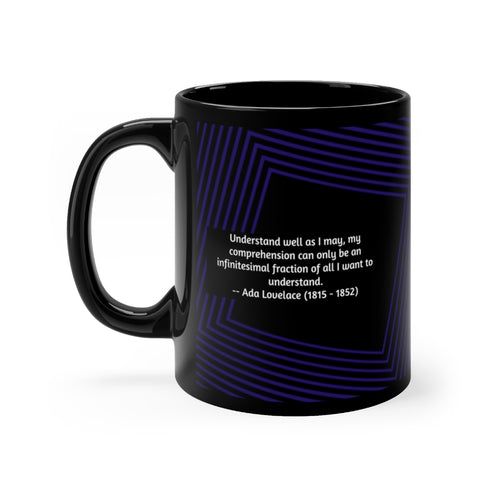 The Ada Lovelace Mug - Stripes Edition (11 oz)