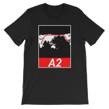 The A2 Haplotee Shirt by DNAGeeks in Sequencing.com's Marketplace for DNA Personalized Products