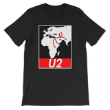 The U2 Haplotee Shirt by DNAGeeks in Sequencing.com's Marketplace for DNA Personalized Products