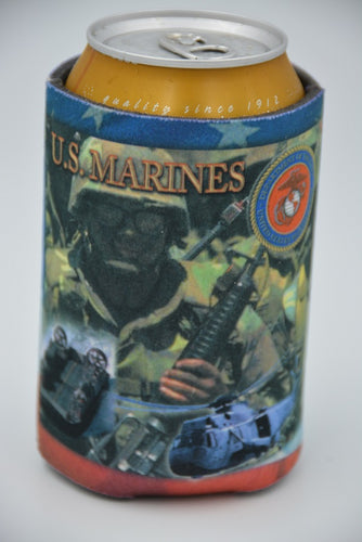 USMC Can Coolie
