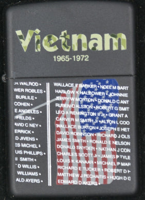 Zippo Limited Edition Vietnam lighters