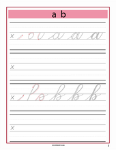 Faux Calligraphy Workbook