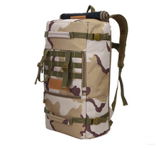 Urban Warrior - 50L Military Tactical Backpack