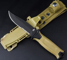 Military Outdoor Tactical Knife