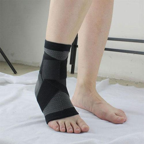 3D Ankle Compression Pad