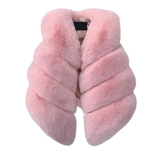 Angel Fur Vest