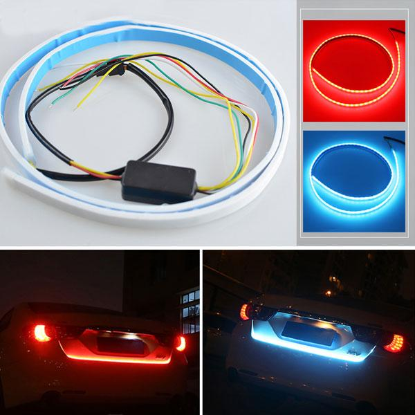 Led strip lighting rear trunk tail light ezysaver led strip lighting rear trunk tail light aloadofball Images