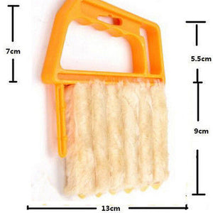 Microfibre Venetian Window Conditioner Duster Clean Brush