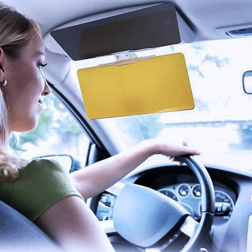 Universal Day & Night Anti-Glare Car Visor
