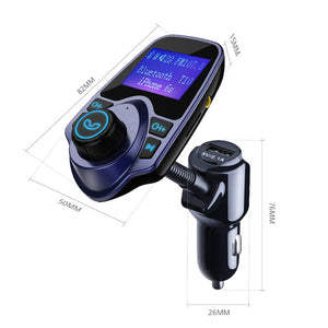 Wireless Bluetooth FM transmitter Modulator Car Kit