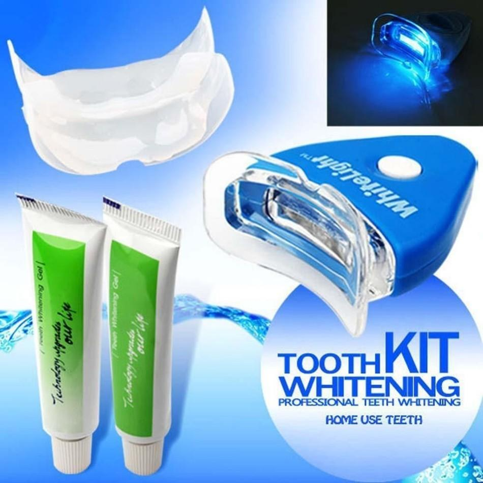Teeth Whitening Toothpaste Gel Kit