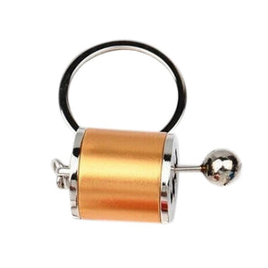 Gear Shift Keychain