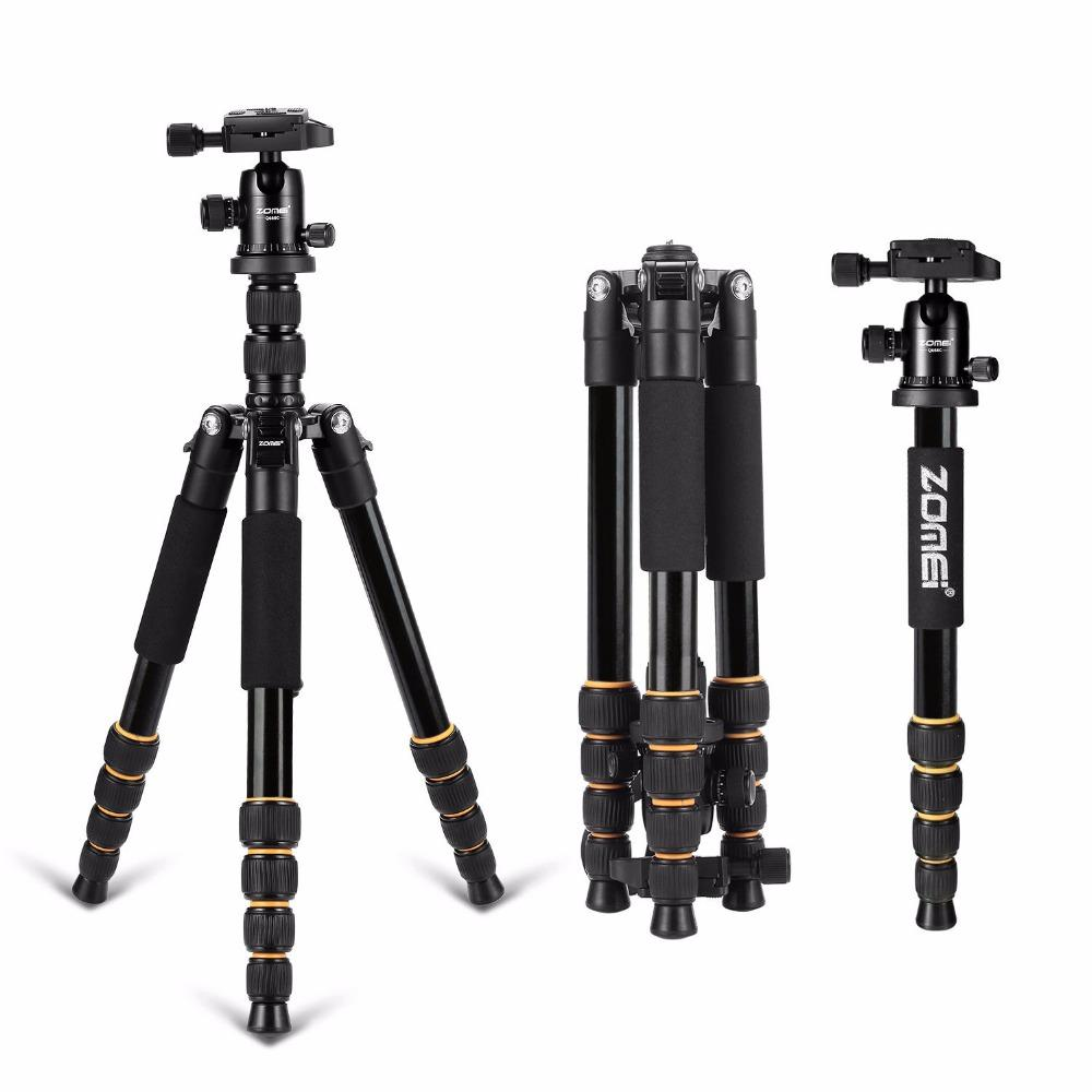Lightweight Tripod + Ball Head