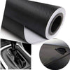 3D Carbon Fiber Vinyl Film Car Stickers Decal