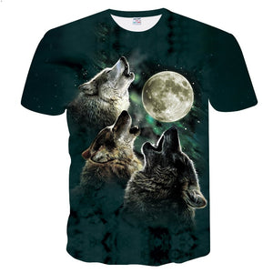 3 WOLVES ONE MOON