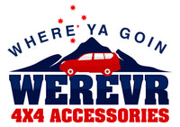 Werevr 4x4 Accessories