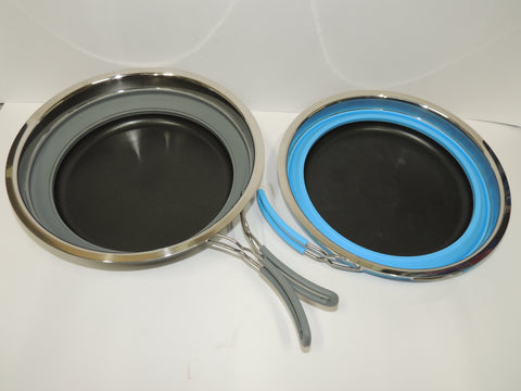 Collapsible Frypan