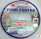 Collapsible Food Covers Set of 3
