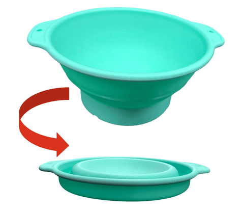 JSK - Multifunctional, Collapsible Silicone Bowl