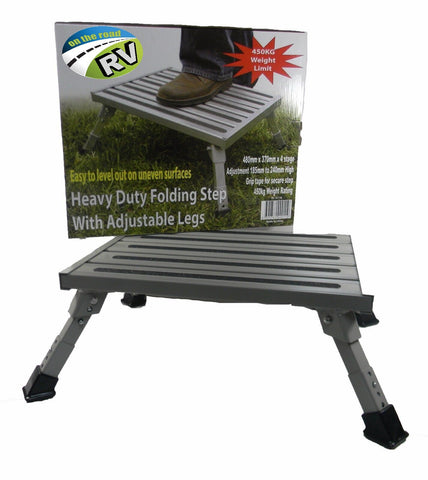 Step - Folding Heavy Duty