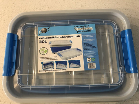 Collapsible Tub - 30Ltr