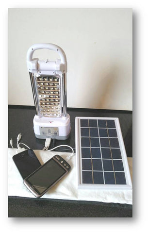 Solar Lantern EMERGENCY Light