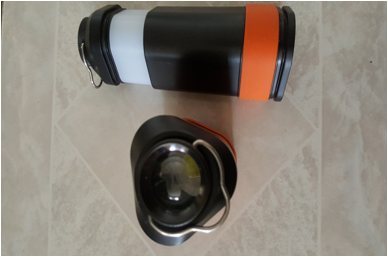 Lantern/Torch/Hazarad Light/Power Bank 6000 MAH