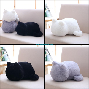 Lazy Cat Decor Cushions - www.JoyFromCats.com