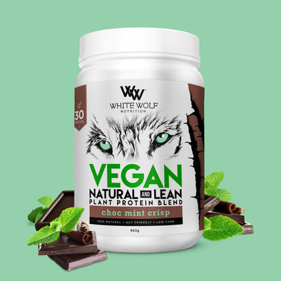 What's the difference with our NEW Natural and Lean Plant Protein?
