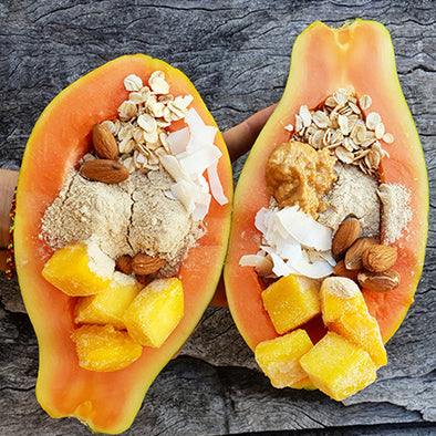 Paw paw protein boats