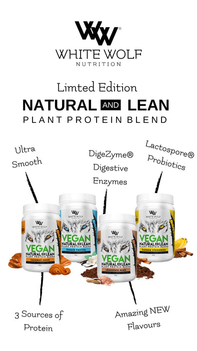Vegan Protein Blends