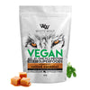 salted caramel vegan sample protein blend - white wolf nutrition