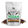 iced coffee vegan sample protein blend - white wolf nutrition