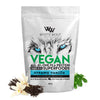 vanilla vegan sample protein blend - white wolf nutrition