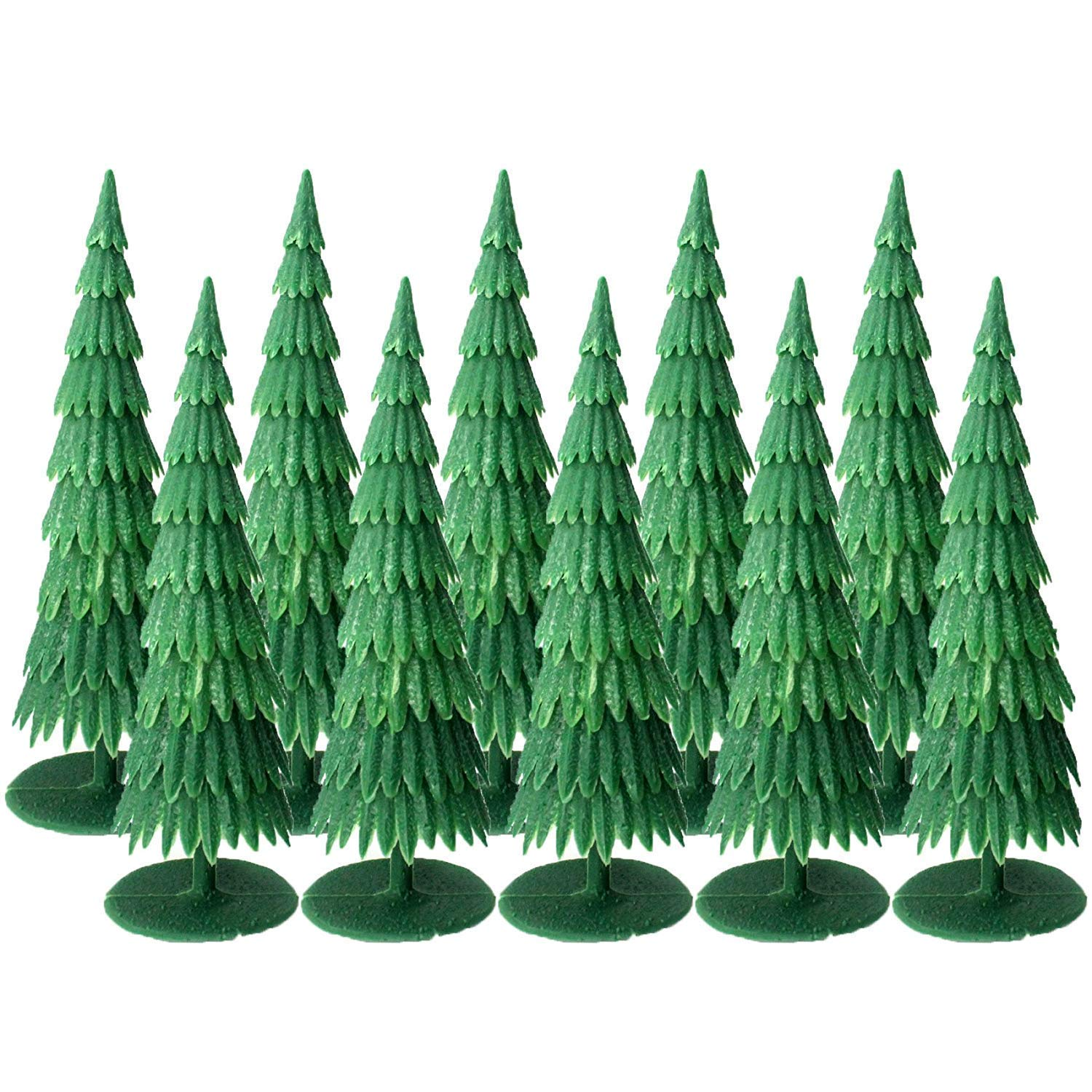 Model Tree-Detachable Holly Trees 5.1inch