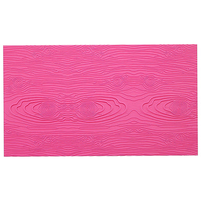 Bark Textured Silicone Mat Large