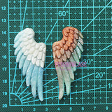 Angle Baby Wings Fondant Silicone Mold