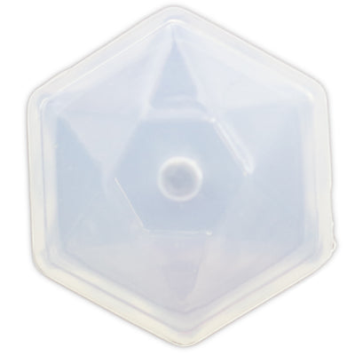 Hexagon Gem Resin Silicone Mold