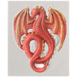 Fire Dragon Silicone Mold