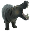 Roaring Hippopotamus Figure Height 2.7-inch