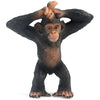 Standing Chimpanzee Figure Height 2.4-inch