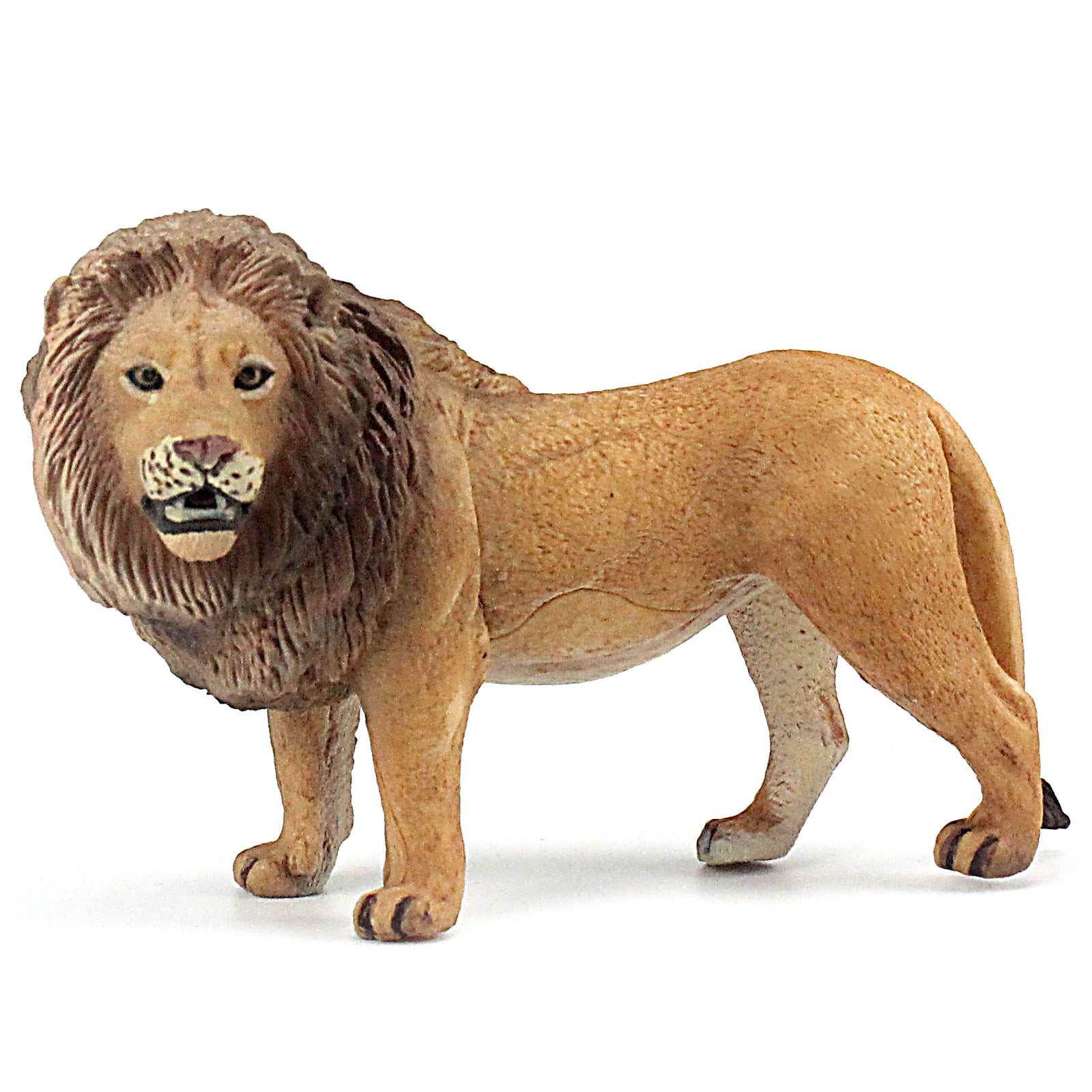 Male Africa Lion Figure Height 2.6-inch